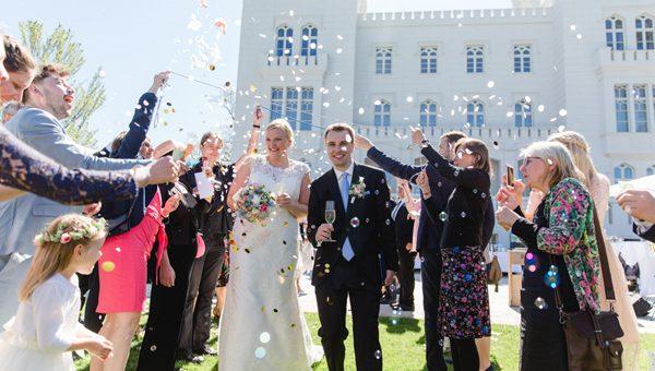 Lara und Manuels Hochzeit in Heiligendamm