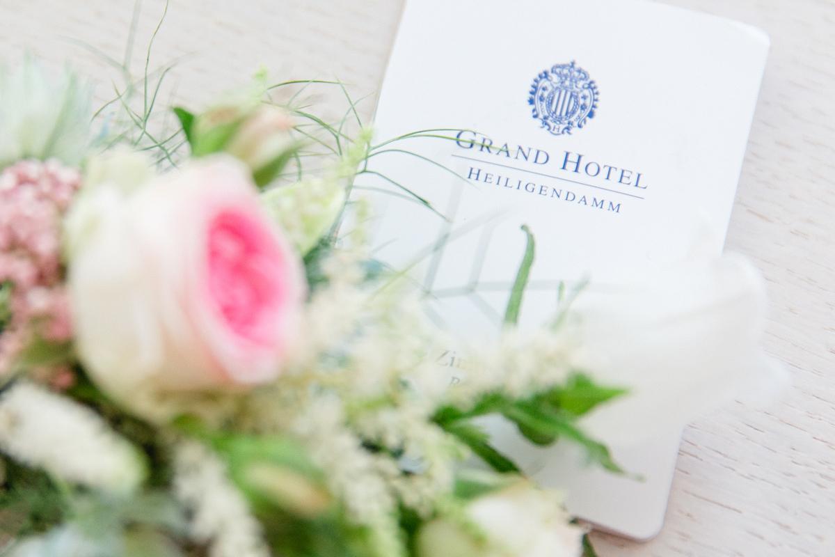 Heiraten im Grand Hotel Heiligendamm.