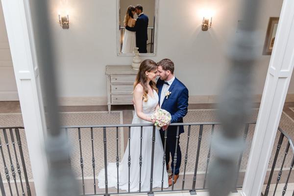 Kleine Hochzeitsfotoreportage im Grand Hotel in Heiligendamm