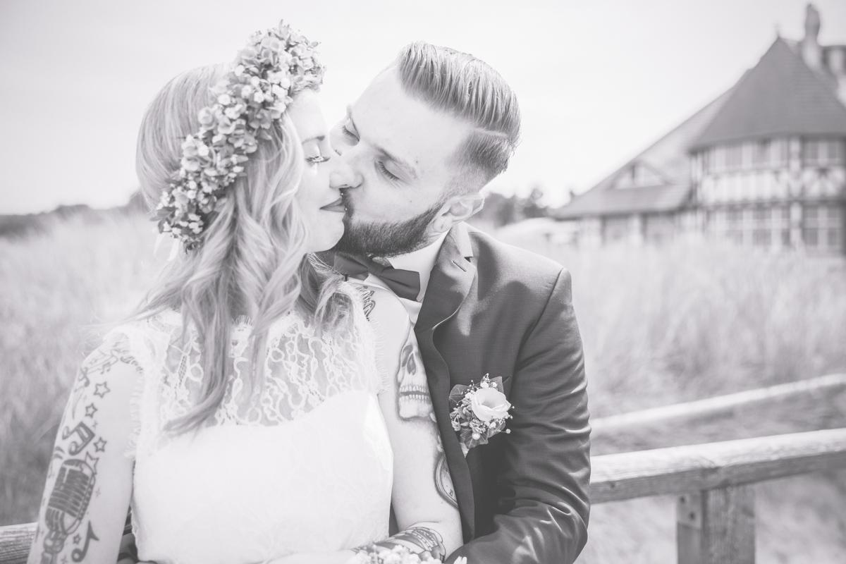 Heiraten im Kurhaus Zingst.
