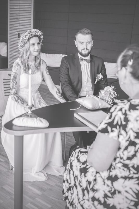 Eheschließung im Kurhaus Zingst