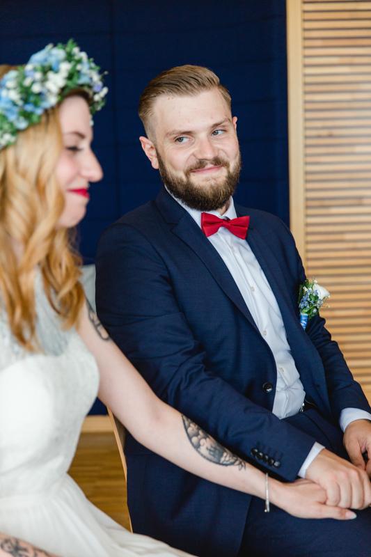 Hochzeitsfotografin für Trauungen in Zingst.