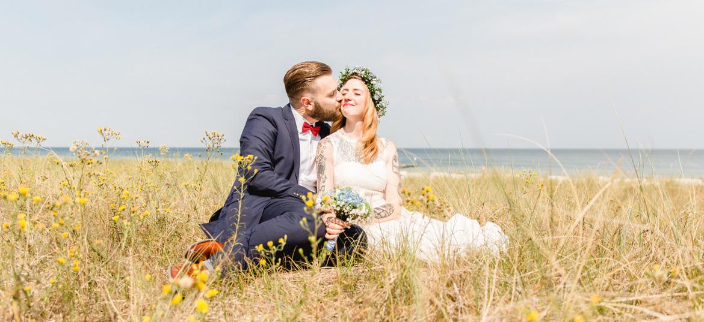 Hochzeitsfoto Zingst.