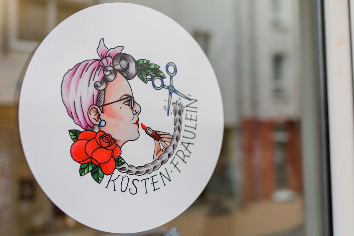 Frisörsalon Küstenfräulein in Rostock.
