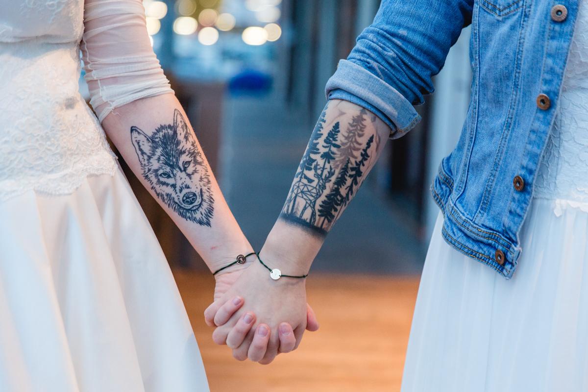 Tattooideen Frauen.