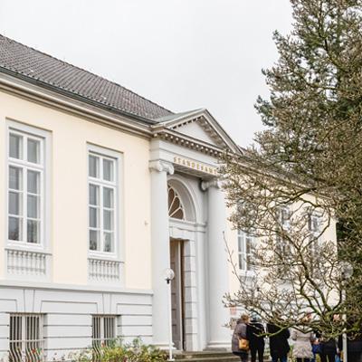 Heiraten im Standesamt Lübeck