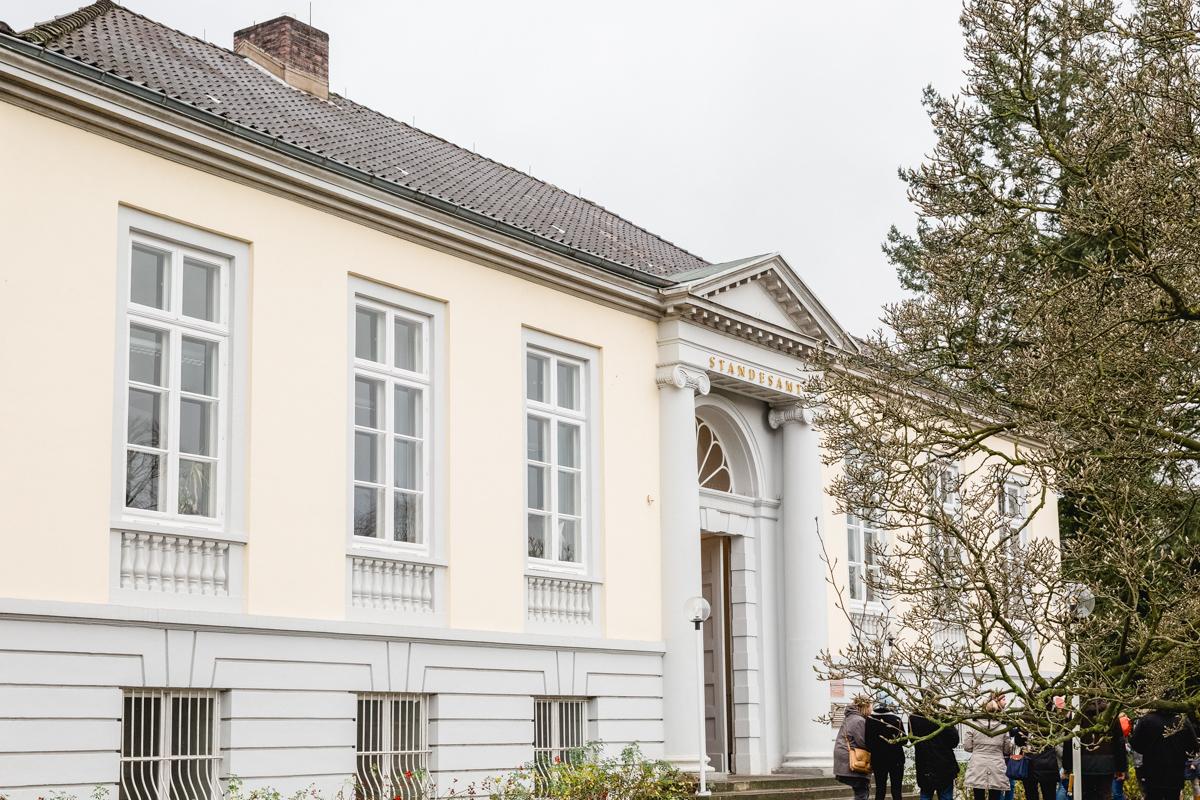 Heiraten im Standesamt Lübeck.