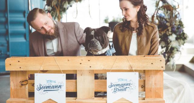 Heiraten an der Ostsee - im stylischen Containerhostel in Warnemünde