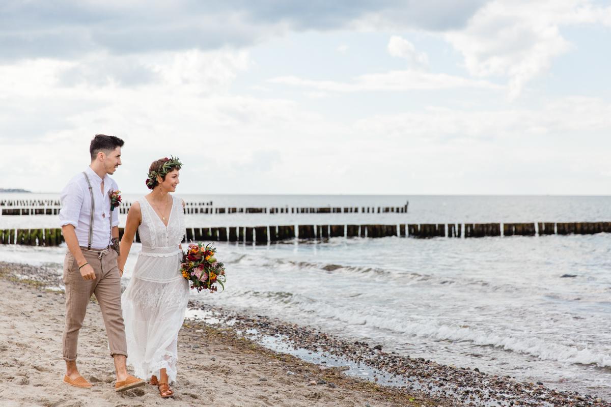 Strandhochzeit - Heiraten am Strand.