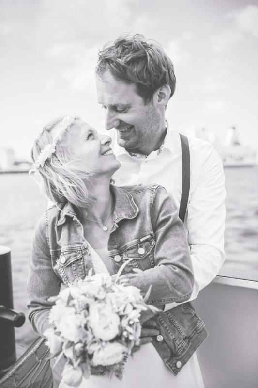 Bild gemacht von der Hochzeitsfotografin Rostock.