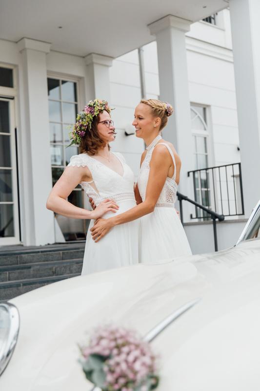 Love is love - Hochzeitsfotografie.