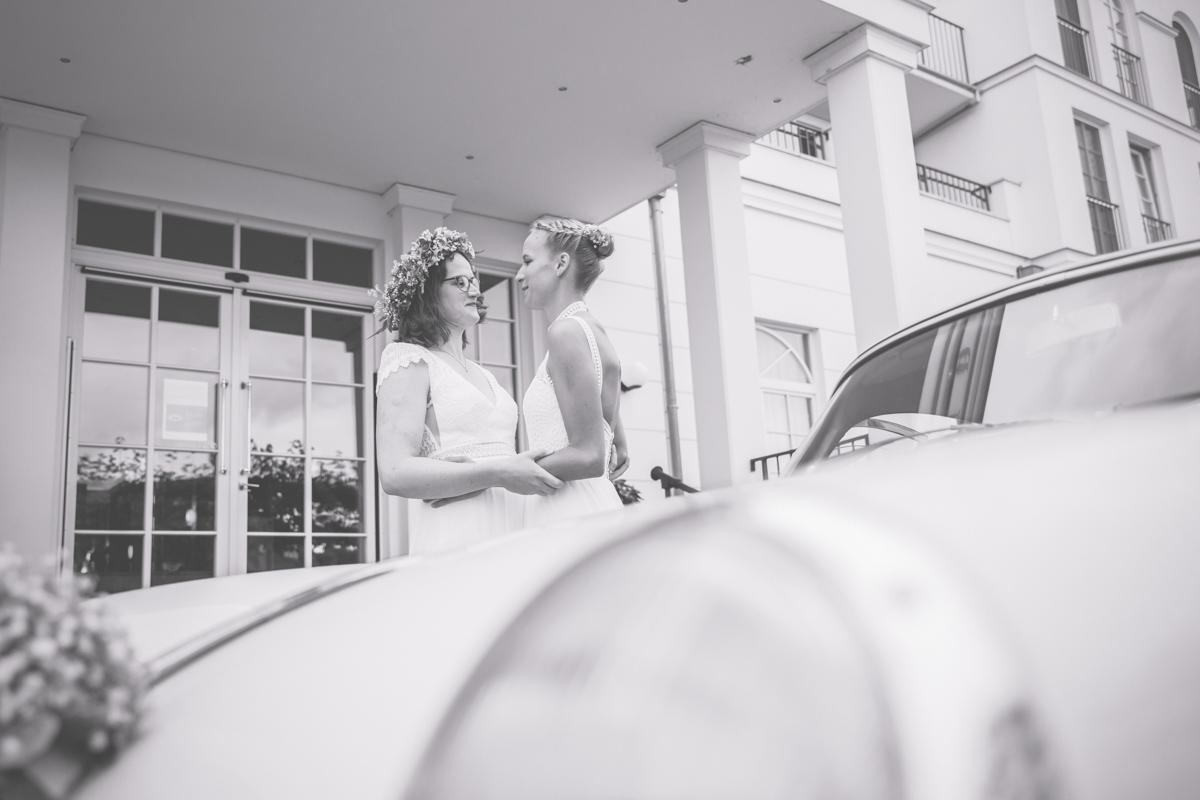 Liebe ist Liebe - Hochzeitsfotografie.