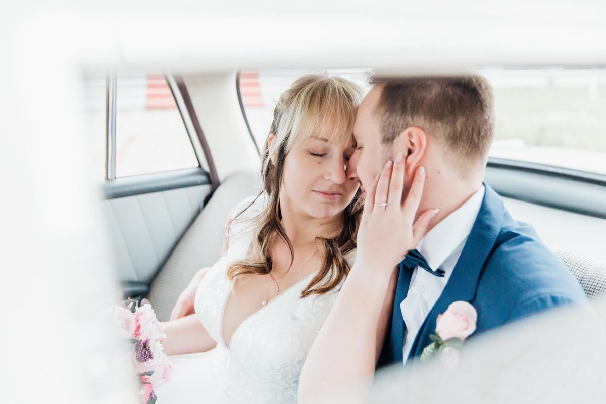 Echte Hochzeitsfotos erstellt der Fotograf aus Warnemünde.
