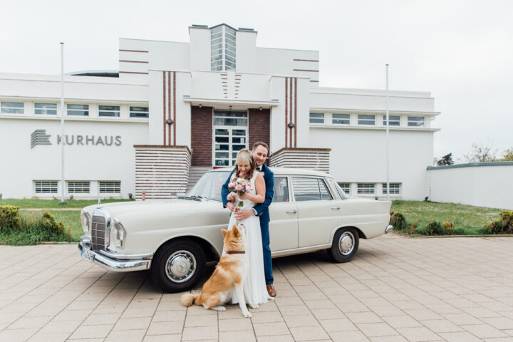 Heiraten in Warnemünde - sandige Füße, Möwengeschrei und ganz viel salzige Liebe